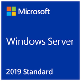 Windows Server Standard 2019 64Bit 5 Clt 英文標準盒裝版