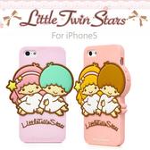 iae創百市集:蘋果iPhone5 / iPhone5S / 5C  雙子星kikilala 立體造型手機套 Little Twin Star