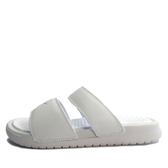 Nike W Benassi Duo Ultra Slide [819717-100] 女鞋 拖鞋 涼鞋 避震 緩衝 白