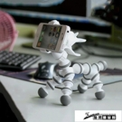 手機支架 酷頓小馬手機支架懶人創意桌面小狗小牛手機支架蘋果華為通用卡通 酷男