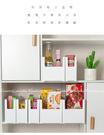 【櫥櫃收納盒】大號 廚房調味料整理盒 餐盤餐具分類收納架 廚櫃浴室收納