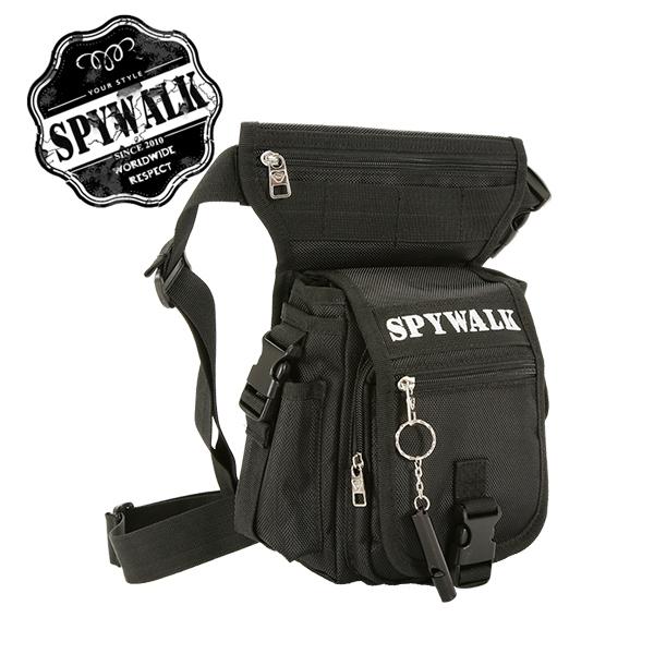腿包 SPYWALK騎士兩用重機包腿包送口哨NO:2170/新款2170