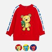 WHY AND 1/2 mini 普普熊棉質萊卡T恤 多色可選 1Y~4Y
