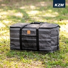 丹大戶外【KAZMI】彩繪民族風裝備收納袋130L K20T3B003 保護袋│提袋│防塵袋│大型工具袋│裝備袋