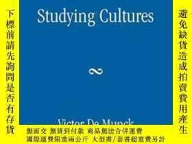 二手書博民逛書店Research罕見Design And Methods For Studying Cultures-研究設計和文