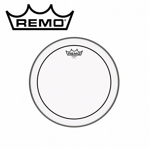 【敦煌樂器】REMO PS-0313-00 13吋雙層透明油面鼓皮