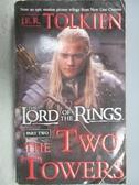 【書寶二手書T9/原文小說_MLO】The Lord of the Rings(Part2)The Two Towers