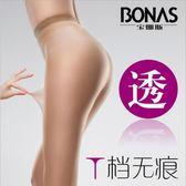 新款 15D 超薄 超透 T型襠 包芯絲 連褲襪 絲襪 女