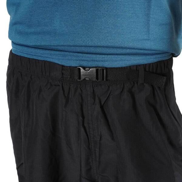 Nike Solid [NESSB521-001] 男 短褲 九吋 海灘褲 運動 休閒 快乾 透氣 內裏褲 口袋 黑