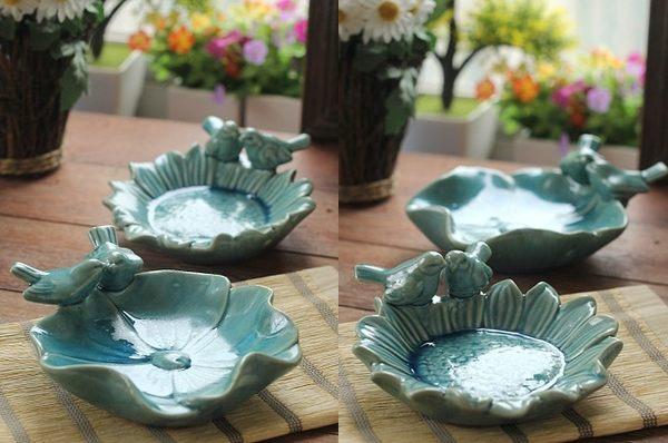 [協貿國際]陶瓷個性雜物糖果盤單組價(2個1組)