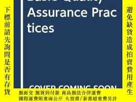 二手書博民逛書店Basic罕見Quality Assurance Practices-基本質量保證實踐Y361738 Colu