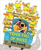 【麥克書店】TRUCK FULL OF DUCKS /英文繪本《主題:幽默》
