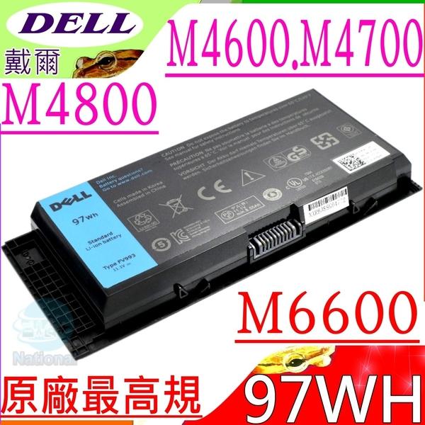 DELL FV993,M4600,M6700 電池(原廠最高規)-戴爾 M4700,M6600,M6800,3DJH7,97KRM,9GP08,PG6RC,R7PND,0TN1K5