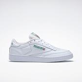 Reebok Club C 85 [FX3874] 男女鞋 運動 休閒 健身 日常 耐磨 簡約 復古 情侶 穿搭 白