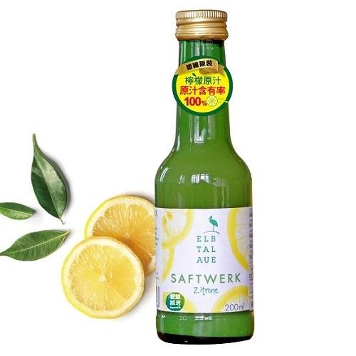 河谷鳥 德國檸檬汁 200ml/瓶