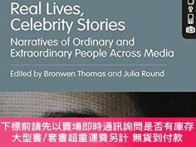 二手書博民逛書店Real罕見Lives, Celebrity StoriesY255174 Round Julia Bloom