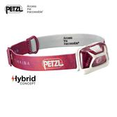 【速捷戶外】PETZL E91ABD 粉紅色 高亮度LED頭燈(150流明)TIKKINA, 登山露營,戶外照明