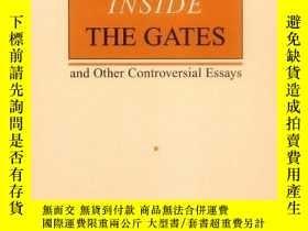 二手書博民逛書店Barbarians罕見Inside The Gates And Other Controversial Essa