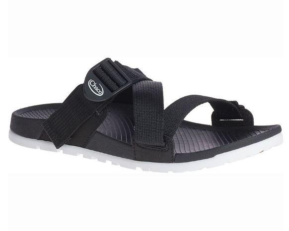 [好也戶外] Chaco LOWDOWN休閒涼鞋-女款 黑 NO.CH-LSW01H405