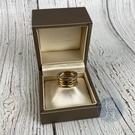 BRAND楓月 BVLGARI 寶格麗 K18 三環B.ZERO1 戒指 11.6G #53 配飾 配件 飾品 飾物