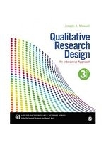 二手書博民逛書店 《Qualitative Research Design: An Interactive Approach》 R2Y ISBN:1412981190│Maxwell