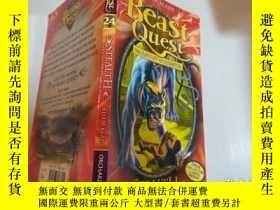 二手書博民逛書店Beast罕見Quest THE AMULET OF AVANTIA:野獸探秘阿凡提護身符Y200392