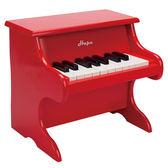 兒童玩具 / 益智玩具 德國 Hape / Educo 愛傑卡系列 │音樂小鋼琴 - 紅 #  E0318AE