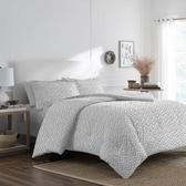 Martex 400織有機棉雙人床包被套6件式