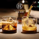 酒杯創意威士忌酒杯家用啤酒杯個性烈酒杯 熊熊物語