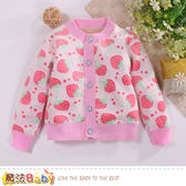 嬰幼兒外套 暖絨針織保暖上衣  魔法Baby