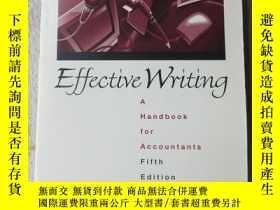 二手書博民逛書店Effective罕見Writing: A Handbook f