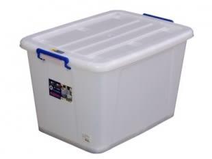聯府 滑輪掀蓋式整理箱附輪(收納箱) K800 K-800