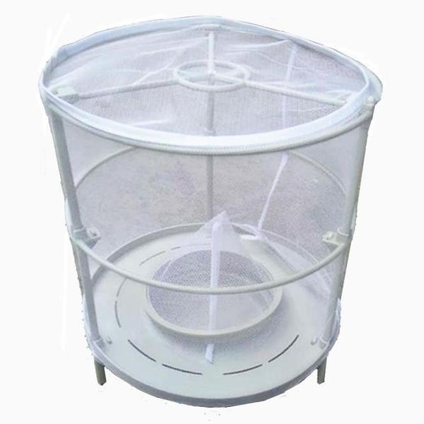 滅蠅器 撲蠅滅蠅網自動捕蠅器滅蒼蠅籠家用捉蚊子室外一掃光餐。 裝飾界 免運