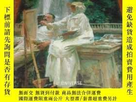 二手書博民逛書店2手英文罕見Sargent: Painting Out-Of-D