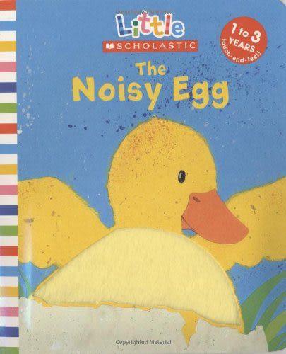 The Noisy Egg觸摸概念小書【AFSC3220】