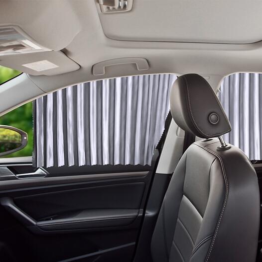 專用于寶駿560汽車遮陽簾防曬隔熱汽車窗簾紗窗磁性車簾遮陽板 魔方數碼