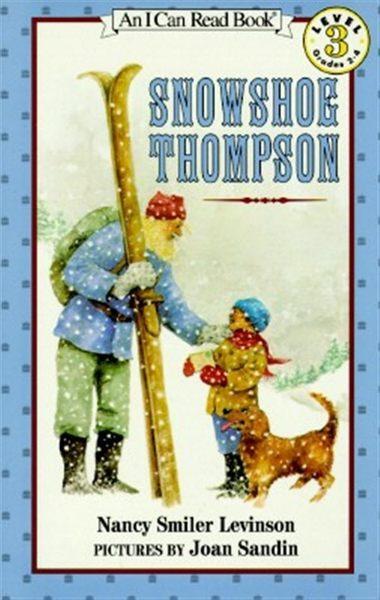 (二手書)An I Can Read Book Level 3: Snowshoe Thompson