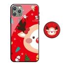 創意Reno4 Pro保護殼 聖誕卡通OPPO Find X2 Pro手機殼 時尚OPPO Reno2手機套 毆珀R17/R15/R11保護套
