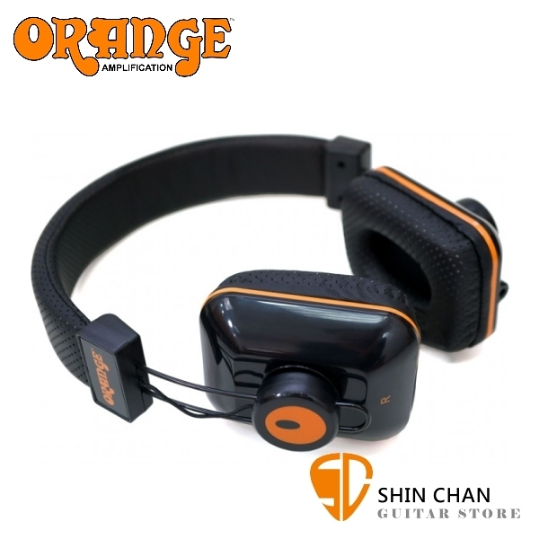 Orange Dark Edition 耳罩式耳機【Orange原廠耳機】