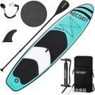 衝浪板 充氣沖浪板站立式槳板水上沖浪板滑...