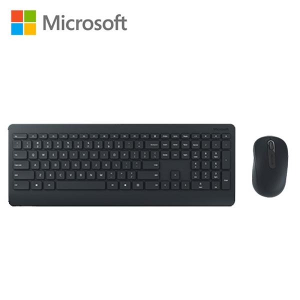 【Microsoft 微軟】無線鍵盤滑鼠組900