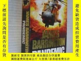二手書博民逛書店Pandemic罕見(英文原版書)Y146810 James B