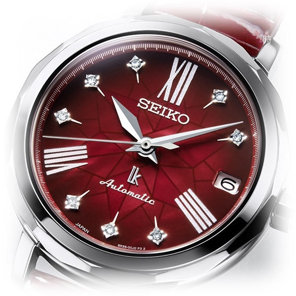 SEIKO 精工 銀座 LUKIA 動力儲存 機械錶 SPB135J1 _6R35-00N0R _34.8mm