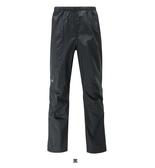【速捷戶外】英國 RAB QWF-62 Downpour Pants 男高透氣防水長褲 (黑),登山雨褲,防水長褲
