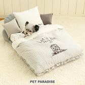 【PET PARADISE 寵物精品】SNOOPY 超人氣●寵物單人睡床(附小枕頭) 寵物睡床 寵物睡墊