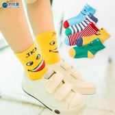 兒童襪子 兒童襪子秋冬純棉寶寶襪嬰兒襪春秋棉襪童襪男童女童 莎瓦迪卡