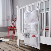 嬰兒床掛袋尿布袋床頭收納袋寶寶尿不濕收納袋