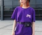 FINDSENSE H1夏季 新款 歐美 嘻哈 街頭 個性 趣味印花  時尚