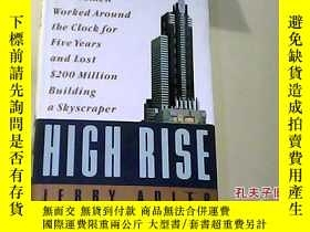 二手書博民逛書店High罕見Rise: How 1,000 Men and Wo