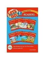 二手書博民逛書店《Let's Go 1 Readers》 R2Y ISBN:01